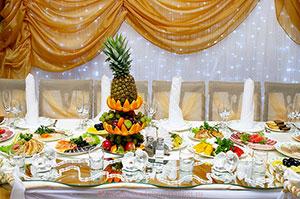Портфолио свадебный кейтеринг