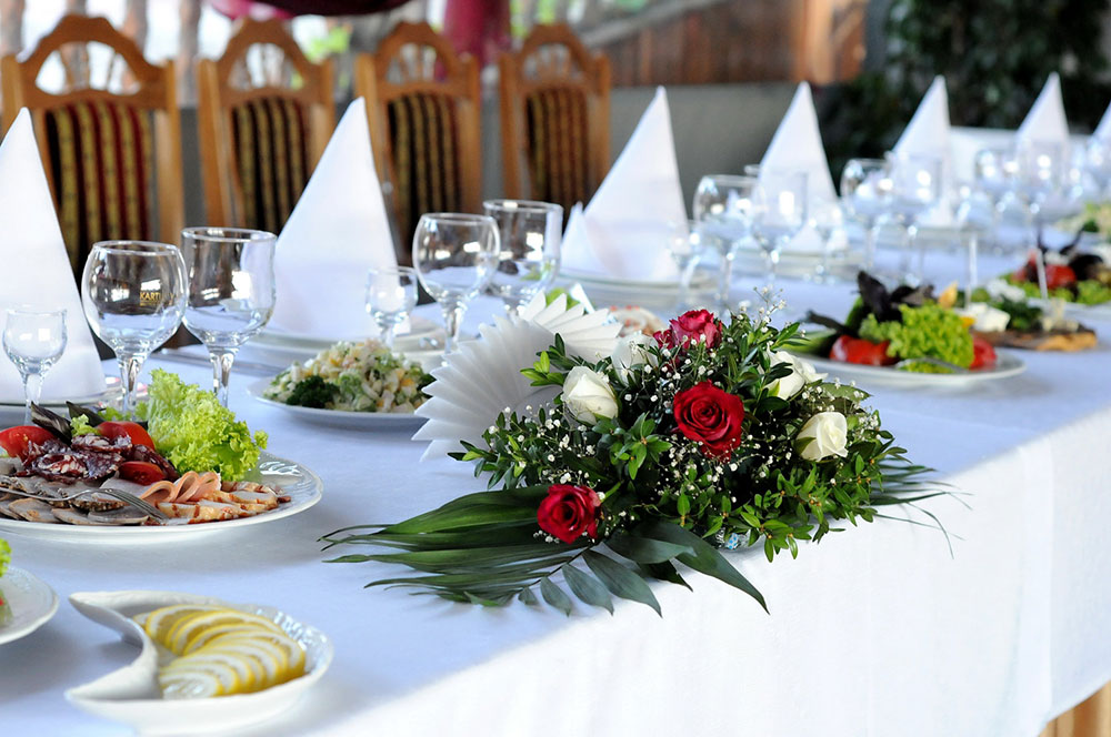 свадебный кейтеринг