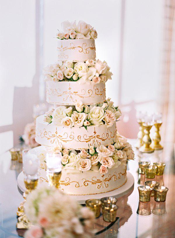 Свадебный торт на заказ Кировоград